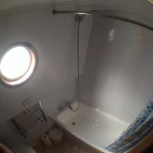 Bramble Bathroom - Shower/bath